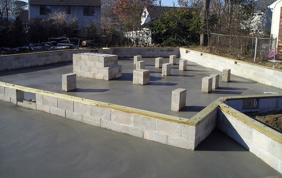 3 Foundation-slab