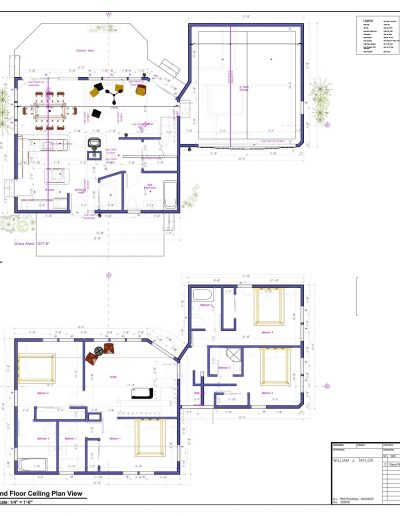 Floor Plans Low Carb Kezarhomes 2500